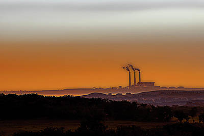 Photograph - Energy Maker by Thomas Bomstad