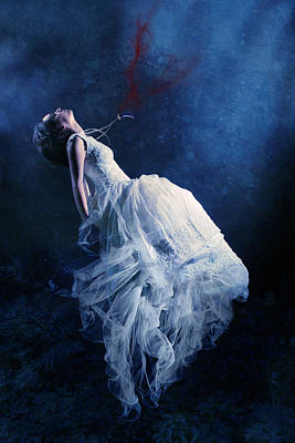 Graceful Photograph - Energy Vampire by Cambion Art