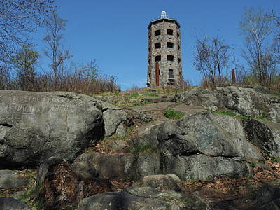 Photograph - Enger Tower Ladscape by James Peterson