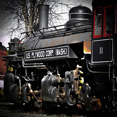 Photograph - Engine Number 11 by David Patterson