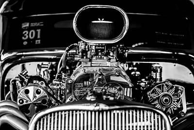 Photograph - Engine by Thomas M Pikolin
