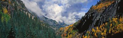 Engineer Pass, Colorado Art Print by Panoramic Images