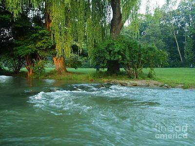 Photograph - Englischer Garten Munich by S Art