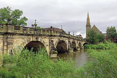 Photograph - English Bridge by Tony Murtagh