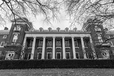 Photograph - English Building University Of Illinois  by John McGraw