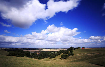 Photograph - English Countrside by David Harding