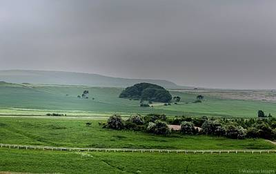 Photograph - English Country Landscape 3 by Wallaroo Images
