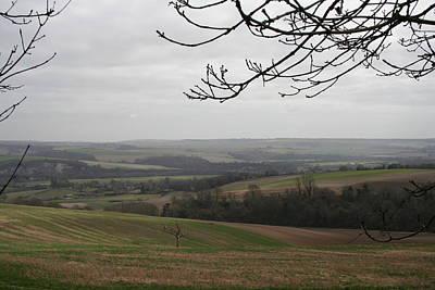 Photograph - English Countryside by Aggy Duveen