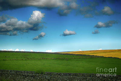 Photograph - The Countryside Quintessentially English by Toula Mavridou-Messer