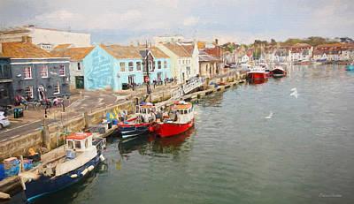 Painting - English Harbor - Painting by Ericamaxine Price