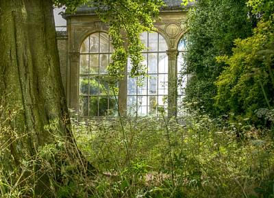 Photograph - English Orangery by Jenny Setchell