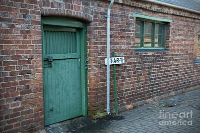 Photograph - English Stable Door by David Arment