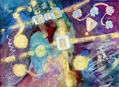 Tuscany Art Mixed Media - Enigma by Don  Wright