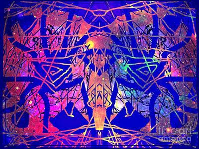 Digital Art - Enigma In Abstraction by Leanne Seymour