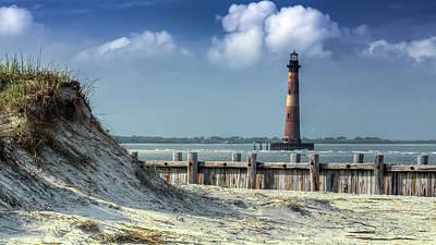 Photograph - Enjoy Morris Island by Walt Baker