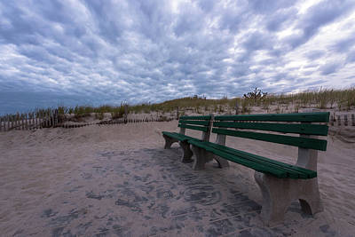 Photograph - Enjoy The View Seaside New Jersey by Terry DeLuco