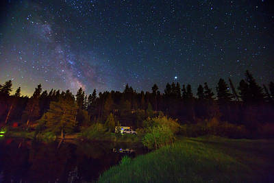 Photograph - Enjoyable Perfect Night by James BO Insogna