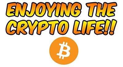 Digital Art - Enjoying The Crypto Life#1 by Britten Adams