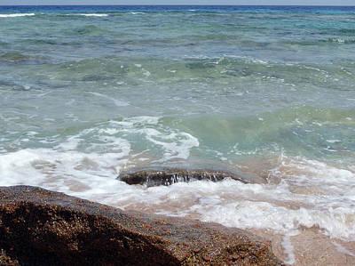 Photograph - Enjoying The Red Sea by Johanna Hurmerinta
