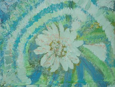 Enlightened Art Print by Anne-Elizabeth Whiteway