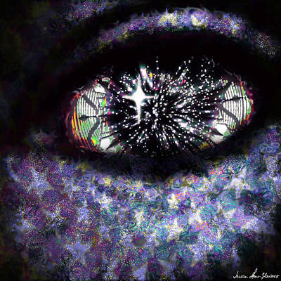Digital Art - Enlightenment by Iowan Stone-Flowers