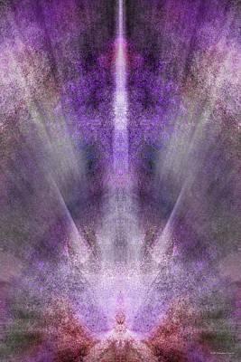 Digital Art - Enlightenment by WB Johnston