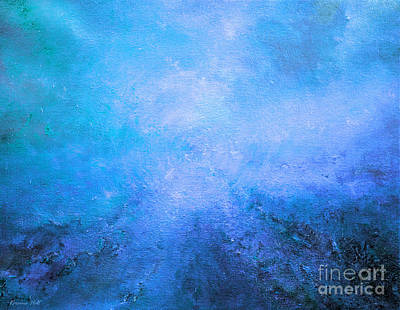 Enlivening Mist Art Print by Korrine Holt