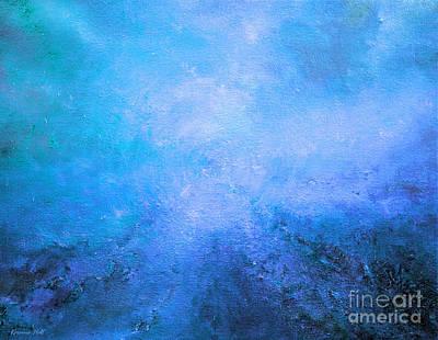 Enlivening Mist Print by Korrine Holt