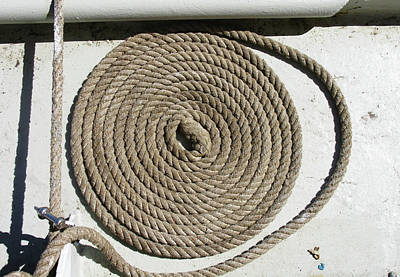 Photograph - Enough Rope by Tom Conway