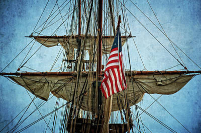 Photograph - Ensign by Ken Smith