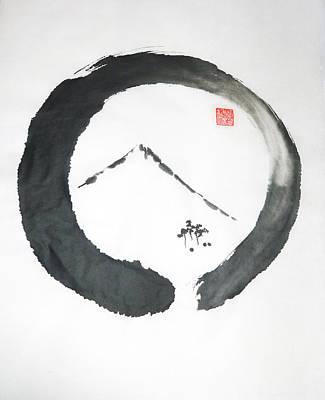 Enso Noble Art Print