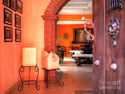 Photograph - Enter In Cartagena by John Rizzuto