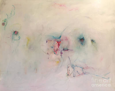 Painting - Enter by Jeff Barrett