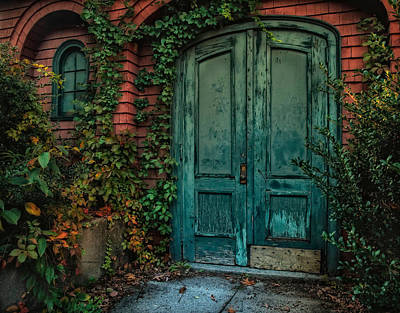 Photograph - Enter October by Robin-Lee Vieira