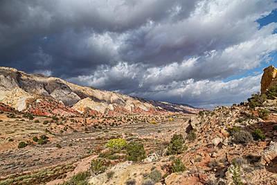 Impressionist Landscapes - Entering the Desert Portal by Kathleen Bishop