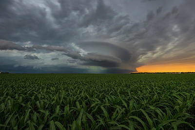 Photograph - Enterprise Tws by Aaron J Groen