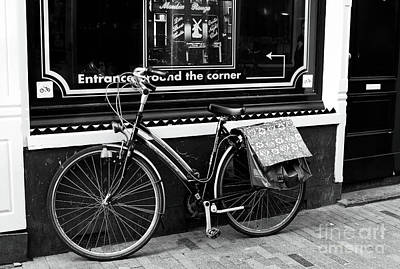 Photograph - Entrance Around The Corner by John Rizzuto