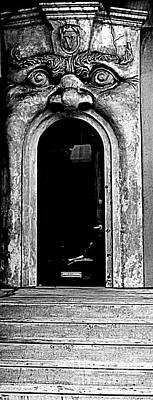 Photograph - Entrance by Diane montana Jansson