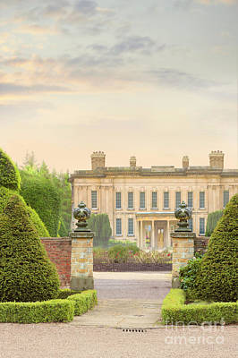 Photograph - Entrance In The Grounds Of A Historic House by Lee Avison