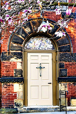 Entrance Art Print by Michelle Joseph-Long