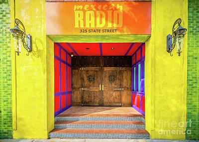 Photograph - Entrance by Neil Shapiro