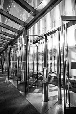 Photograph - Entrance Strategy by Elvira Pinkhas