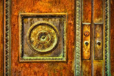 Entrance Print by Susan Candelario
