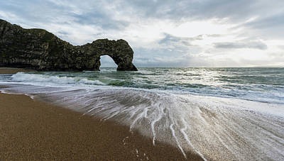 Beach Photograph - Entrance To A Sea by Svetlana Sewell