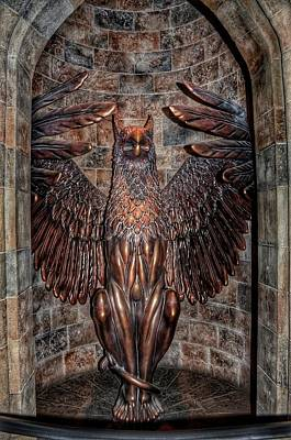 Photograph - Entrance To Dumbledore by Nikki McInnes