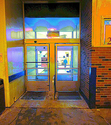 Photograph - Entrance To Foodland by Guy Ricketts