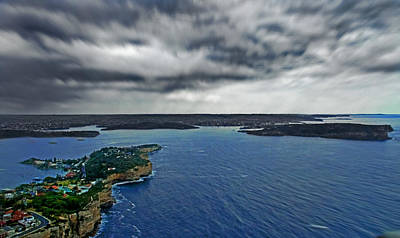 Photograph - Entrance To Sydney Harbour by Miroslava Jurcik