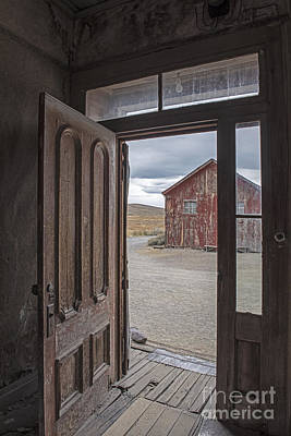 Photograph - Entrance To The Past by Sandra Bronstein