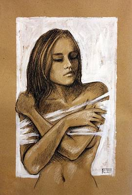 Entrapped Art Print by Stanislao