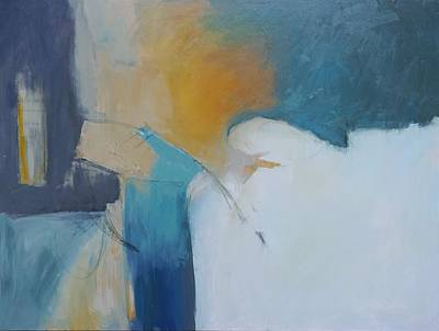 Painting - Entry by Jillian Goldberg